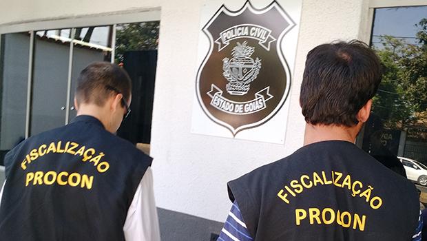 Gerente de banco é preso após desacatar agente de fiscalização em Goiânia