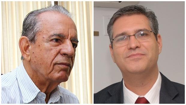 Iris e Francisco Júnior serão convocados por último | Foto: Fernando Leite/Jornal Opção e Denise Xavier/Assembleia