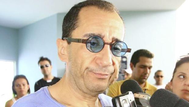 O radialista Jorge Kajuru pode se filiar ao PMDB de Iris Rezende