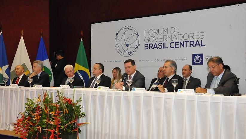Em Rondônia, Marconi preside Fórum de Governadores do Brasil Central