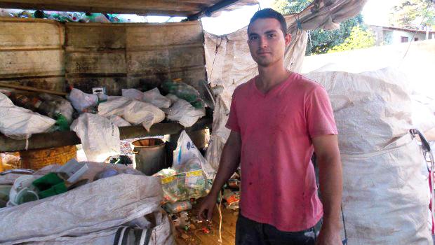"""""""As pessoas olham um lixão e veem lixo. Eu vejo dinheiro"""", diz dono de empresa de reciclagem"""