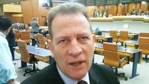 Deputado estadual Major Araújo é pré-candidato ao Paço Municipal pelo PRP | Foto: Marcello Dantas