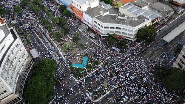 Em cinco anos, população de Goiás aumentou em mais de meio milhão