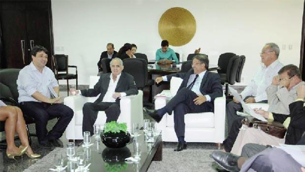 """Governador Marcelo Miranda fala aos empresários tocantinenses: """"Suas ponderações serão ouvidas"""""""
