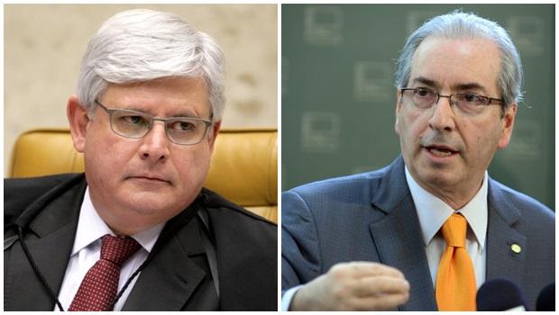 Janot protocola denúncia contra Eduardo Cunha e pede devolução de US$ 40 milhões