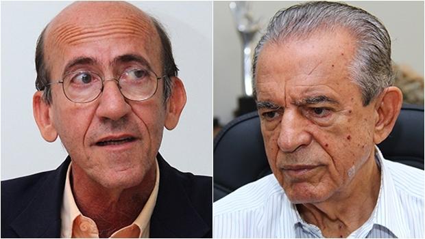 Iris Rezende se reaproxima do PT de Paulo Garcia na capital goiana | Rubens Otoni: PT pode celebrar aliança com o PMDB em Anápolis