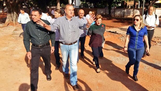Confira lista de obras inauguradas nos últimos dez dias pela Prefeitura de Goiânia