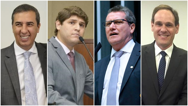Lista dos herdeiros políticos do governador Marconi Perillo