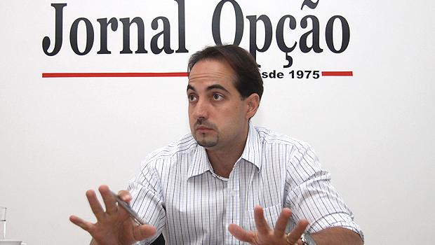 Samuel Belchior pode ser o candidato do MDB e do DEM a prefeito de Goiânia
