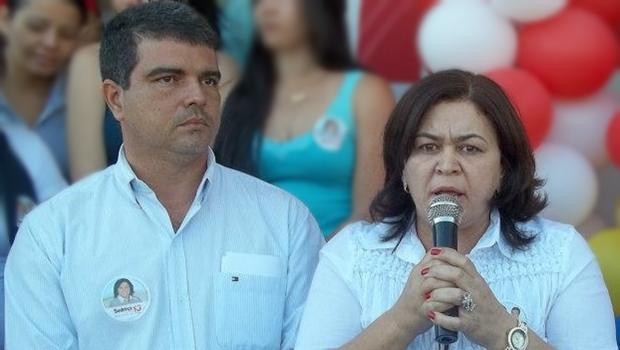 Em Goiás, rompimento entre Selma Bastos e o vice parece não ter volta