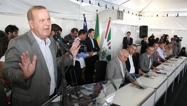 Paulo Garcia viaja para os EUA no dia 27   Foto: Facebook Prefeitura