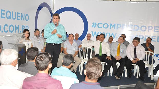 """Prefeitura apoia o """"Movimento Compre do Pequeno Negócio"""""""