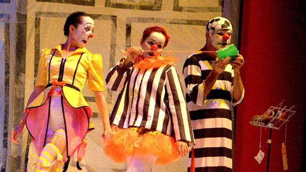 Goiânia recebe no mês da criança o espetáculo infantil GIBI