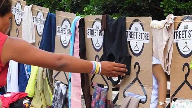 Com início em 2014, o The Street Store já teve mais de 300 edições em todo o mundo. No Brasil, a ação já arrecadou doações e ajudou pessoas em mais de dez cidades