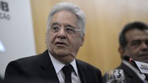 """Fernando Henrique Cardoso: """"Quem sofre a crise não quer dar golpe, quer se livrar da crise"""""""