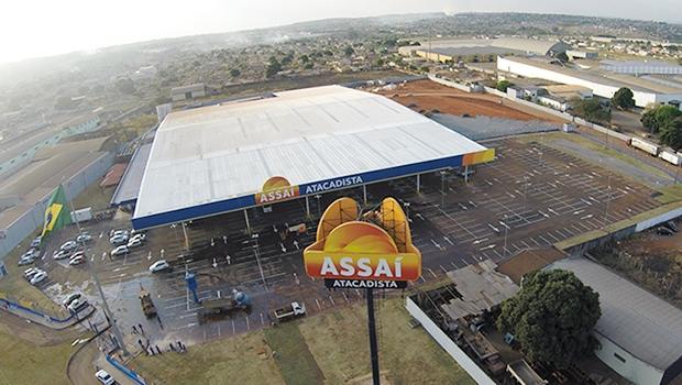 Assaí Atacadista, na Avenida Perimetral Norte | Foto: Reprodução/Facebook