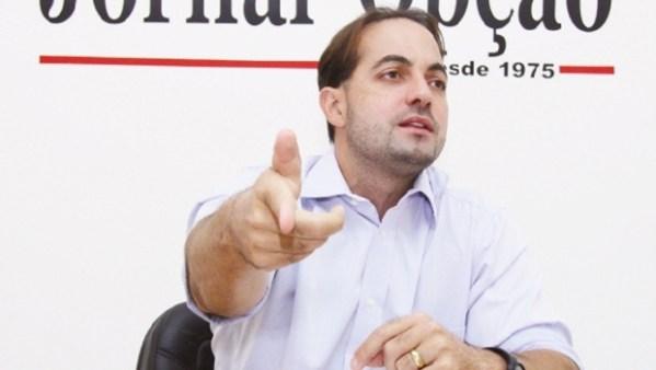 Deputado acredita que PMDB está junto ao PT e ao DEM | Foto: Fernando Leite / Jornal Opção