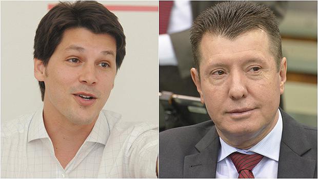 Daniel Vilela e José Nelto são vistos como personas non gratas na Prefeitura de Goiânia