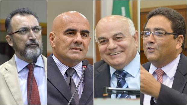 """Se aprovada a """"janela"""", 11 deputados estaduais de Goiás devem mudar de partido"""
