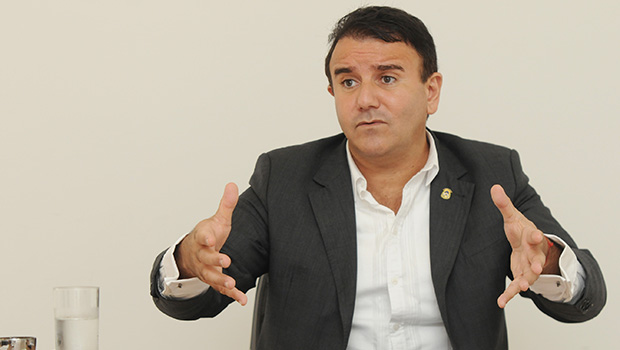 Eduardo Siqueira Campos propõe discussão de reformas e emendas ao orçamento de 2019
