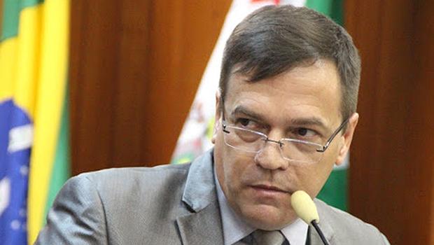 Vereador Eudes Vigor sofre assalto à mão armada