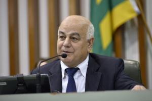 Deputado estadual Helio de Sousa | Foto: Y. Maeda