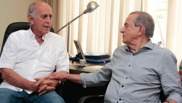 Ex-senador Mauro Miranda diz que Iris Rezende é candidatíssimo a prefeito de Goiânia