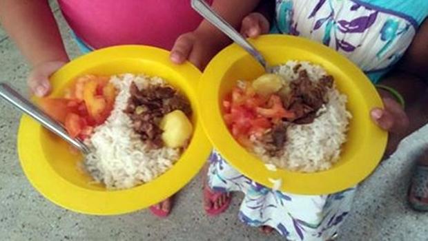 Distribuição da merenda escolar de Goiânia é alvo de apuração na prefeitura e na Câmara | Foto: Reprodução/Diário da Merenda/Facebook