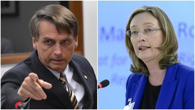 """Bolsonaro é condenado por dizer que Maria do Rosário """"não merece ser estuprada"""""""
