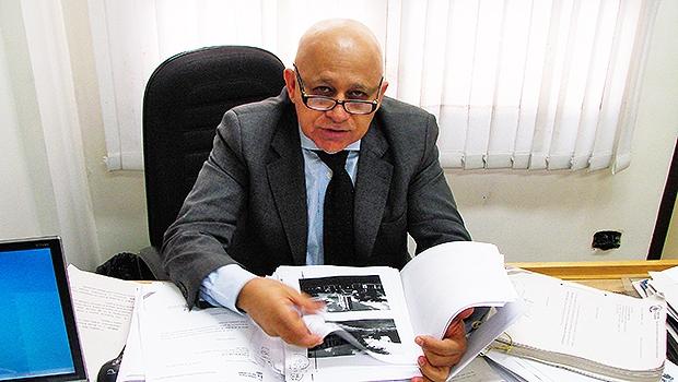 Djalma Araújo questiona processo do empreendimento