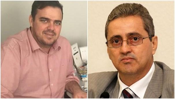 Vereador Gustavo Mendanha e Ozair José: PMDB + PSDB?