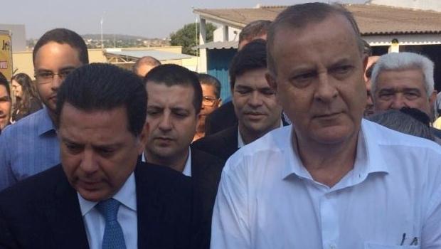 Insatisfeito no PT, Paulo Garcia estaria a caminho de um partido da base de Marconi Perillo