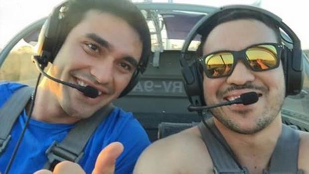 Prefeito de Caldas Novas decreta luto após queda de avião em Pirenópolis