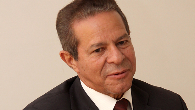 O ex-secretário da Fazenda Simão Cirineu agora que ser chamado de Simão Cirisim