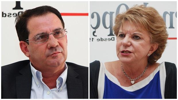 Vanderlan diz que Lúcia Vânia será candidata a governadora em 2018
