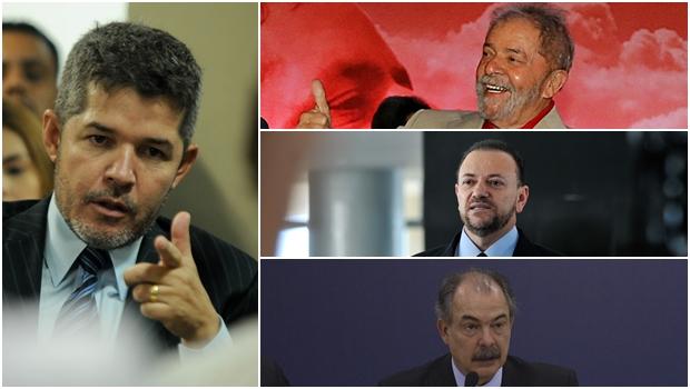 Delegado Waldir pede convocação de Lula, Edinho e Mercadante