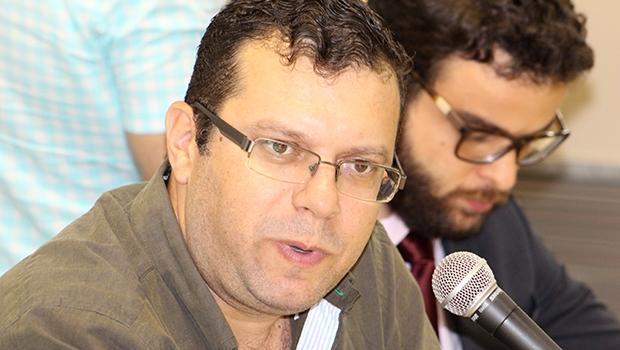 Wesley Batista, diretor afastado do Dale, em depoimento à CCJ | Foto: Divulgação