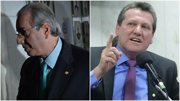 """Deputado tucano diz que Cunha cairá """"mais cedo ou mais tarde"""""""