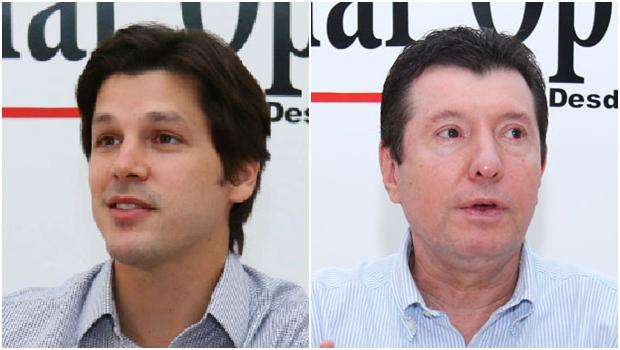 José Nelto e Paulo Cezar Martins apostam em Daniel Vilela para governador em 2018