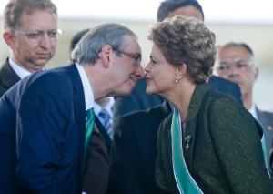 Eduardo Cunha e Dilma Rousseff foto da Dilma Rousseff alx_3933406-high_original