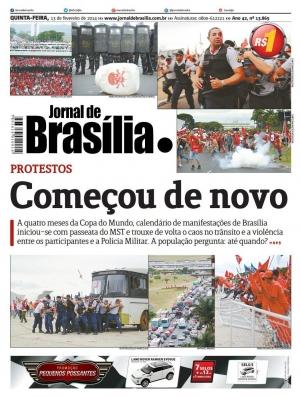 Jornal de BrasíliaCapa_Jornal_de_Brasília