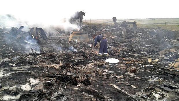 Míssil russo derrubou avião da Malaysian Airlines