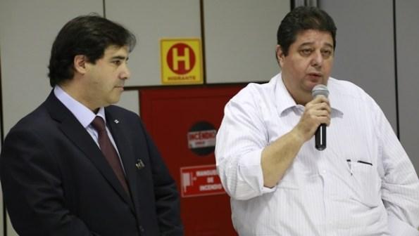 Buonaduce e o procurador-geral, Carlos de Freitas