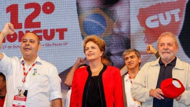Dilma Rousseff criticou os que querem o seu impeachment | Roberto Stuckert Filho/Presidência da República