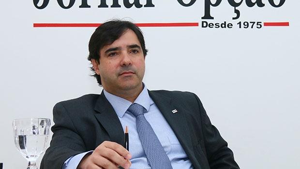 Flávio Buonaduce: candidato do grupo OAB Forte é apontado como o favorito entre os jovens advogados