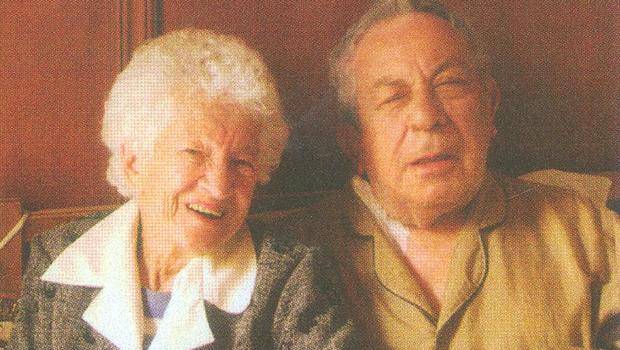 Maria Nelly Forero e Amadeo: o casal deu um lar, uma família e um nome para Luz Marina, mais tarde Marina Chapman. Ela é muito grata aos dois