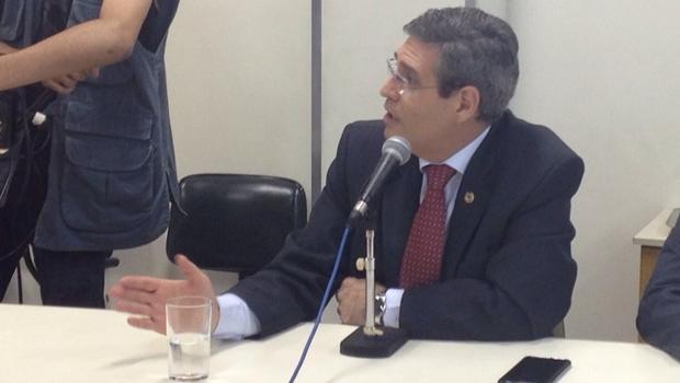 Francisco Jr. depõe na CEI das Pastinhas | Foto: Bruna Aidar