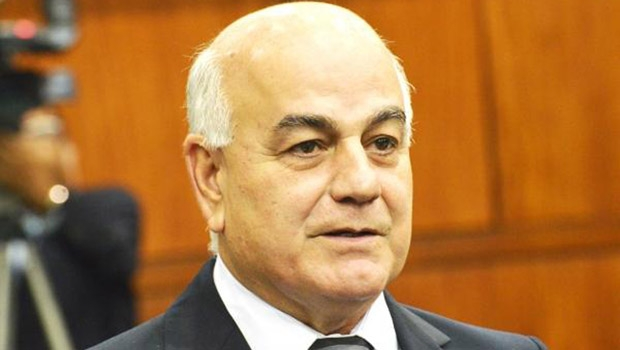 Presidente da Assembleia Legislativa, deputado Helio de Sousa (DEM) | Foto: Marcos Kennedy