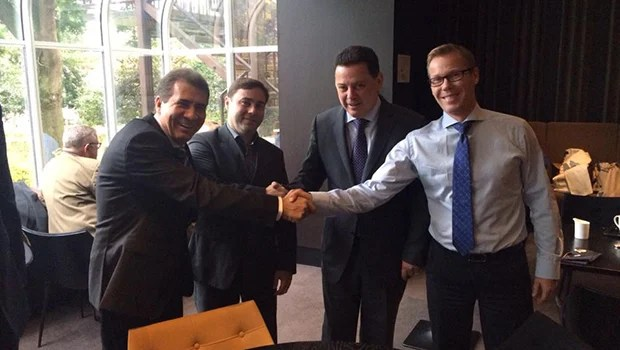Empresa belga de embalagens farmacêuticas vai se instalar na cidade