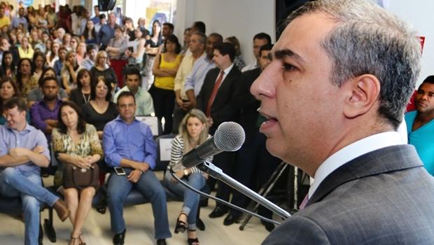 Vice-governador no Vapt-Vupt | Foto: Ascom / Vice-governadoria